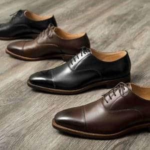 ビジネスシューズを選ぶ基準とは?覚えておきたい靴選びのビジネスマナー