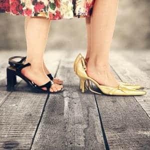 靴のすり減り方で歩き方や姿勢が分かる?靴の裏側を見るときのポイント