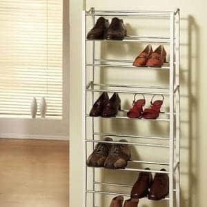 ワンルームの靴の収納術!一人暮らしで靴をすっきり収納する3つのアイデア