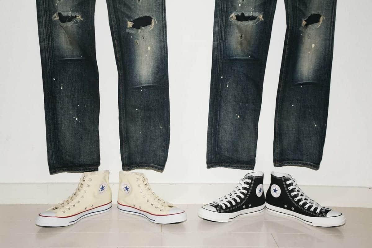 『着たいものを着る……』自由なファッションを愛したカートコバーンの足もとを飾ったジャックパーセル