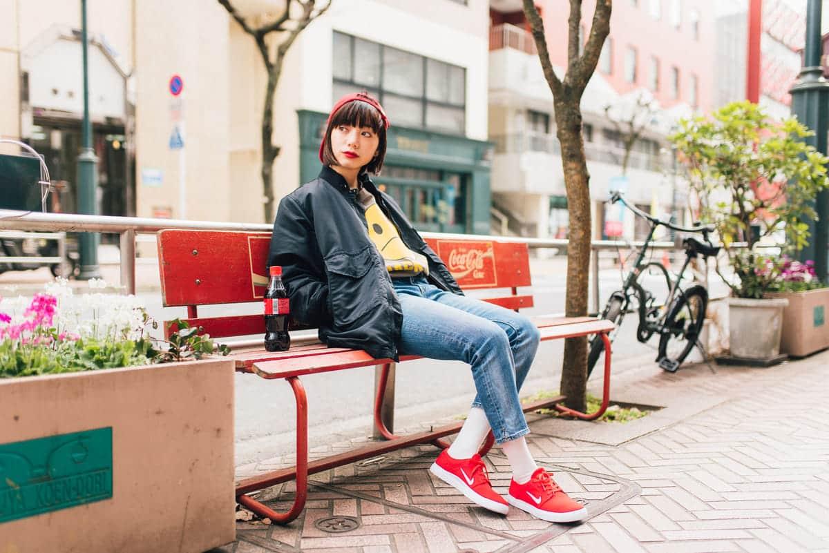 流行のスケーターファッションにはスケートシューズを取り入れよう!最新注目スニーカーを取り入れたコーデスナップ特集!