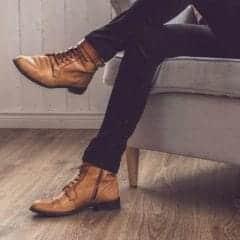 革靴の色に関するお悩みと対策