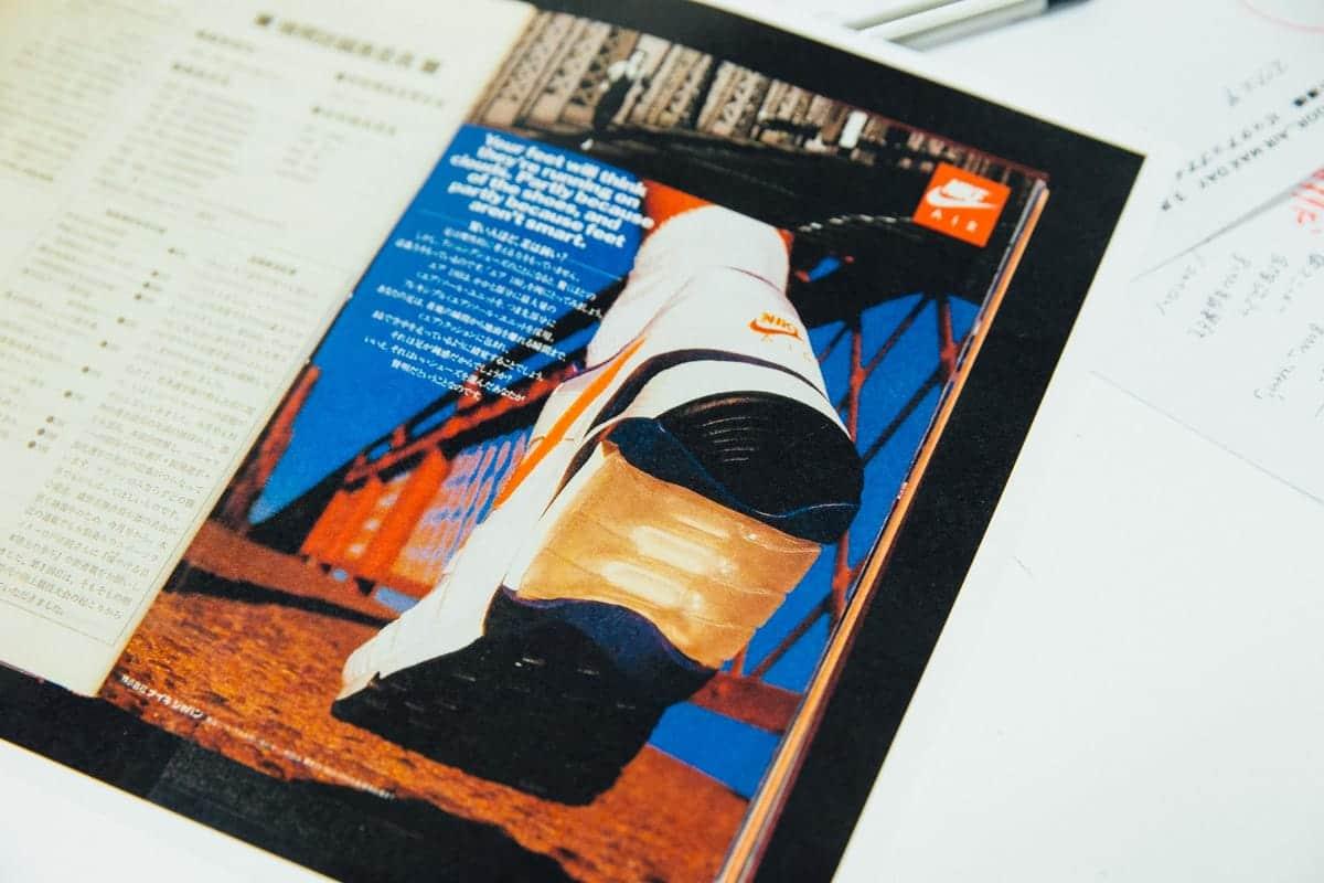 生誕30周年記念。『東京スニーカー史』の著者、小澤匡行さんの「極私的エアマックス史観」