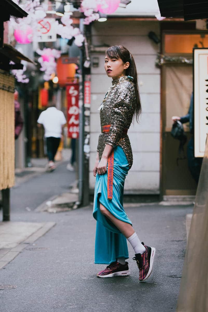 スタイリスト・Remi Takenouchiさんがエアマックス 30年の歴史とともに振り返る、時代別の流行ファッション&プレイリスト!