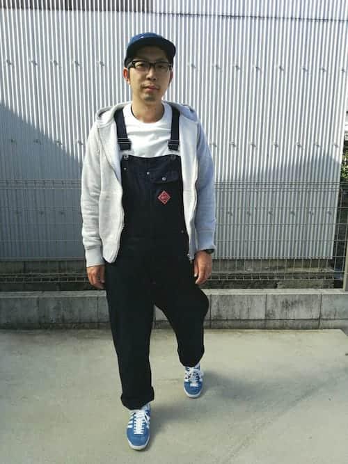 NIKE(ナイキ)とadidas(アディダス)、真似したいスニーカーコーデ10選【メンズ編】