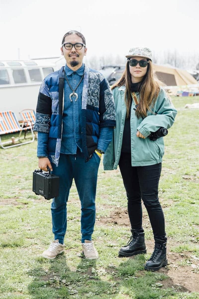 今年のフェス・ファッションの参考に!GO OUT JAMBOREE 2017で見つけたオシャレコーデスナップ19選!