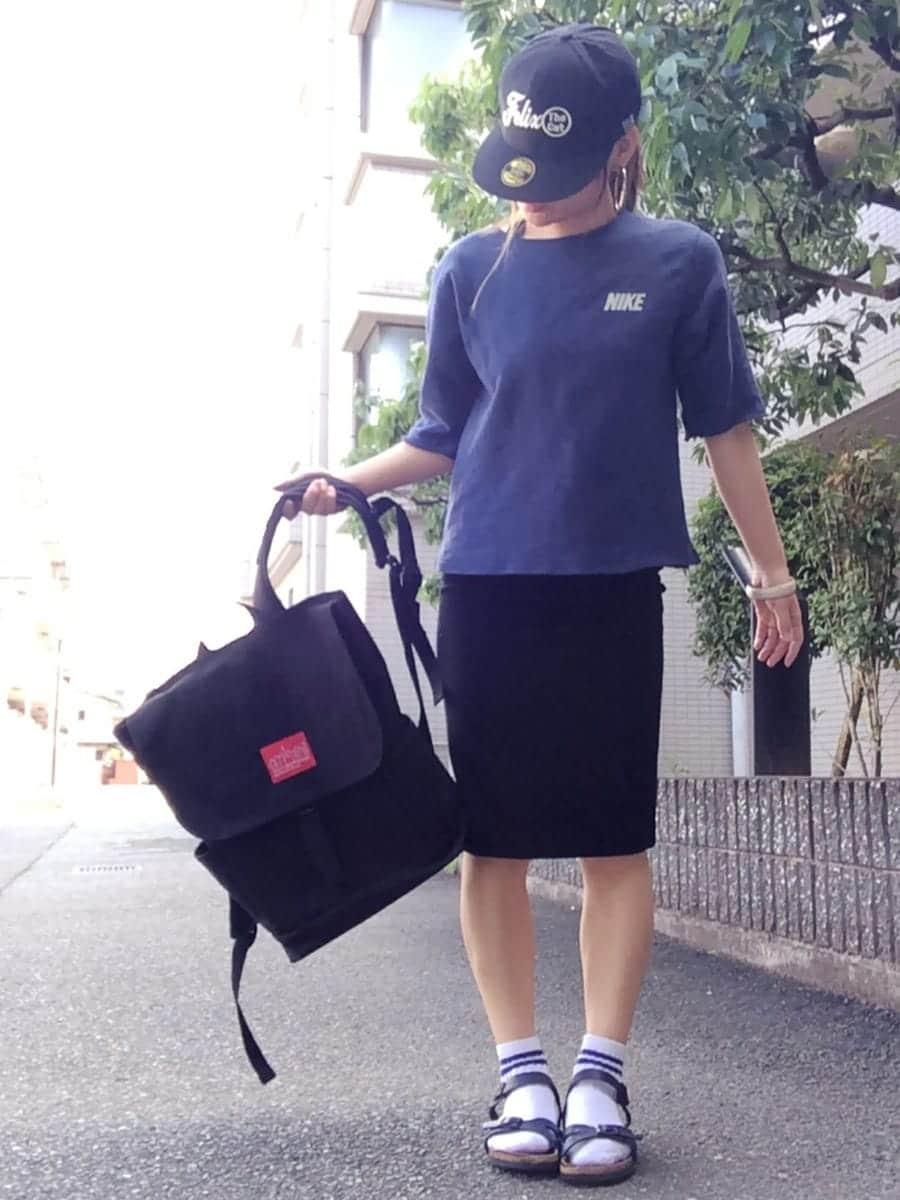 アウトドアでもオシャレを楽しむ!『外遊び』ファッションコーデ【レディース編】
