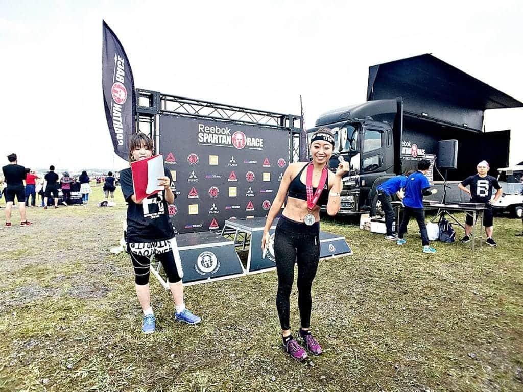 日本初開催『リーボック スパルタンレース』参加で、筋肉痛になったし泥だらけにもなった