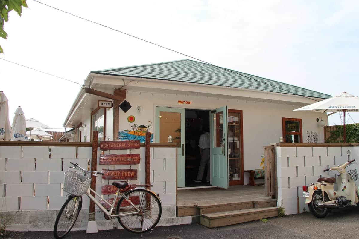 海沿いにぴったり!SPERRY(スペリー)と共に街歩き〜藤沢・すばな通り〜