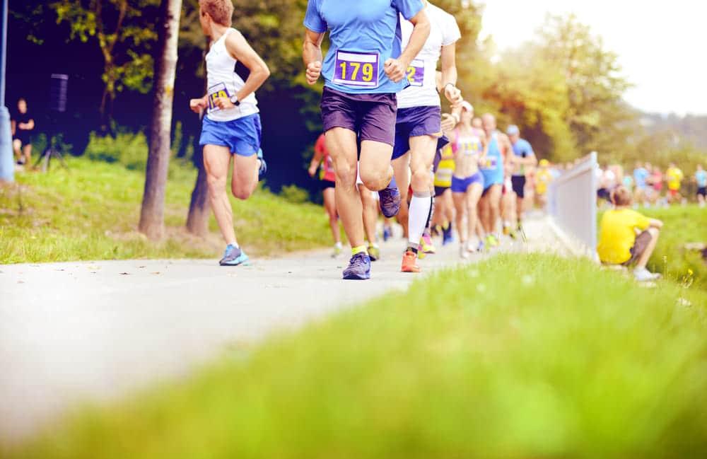 距離は半分、楽しさ2倍のハーフマラソン!! オシャレなランニングシューズで大会に出よう