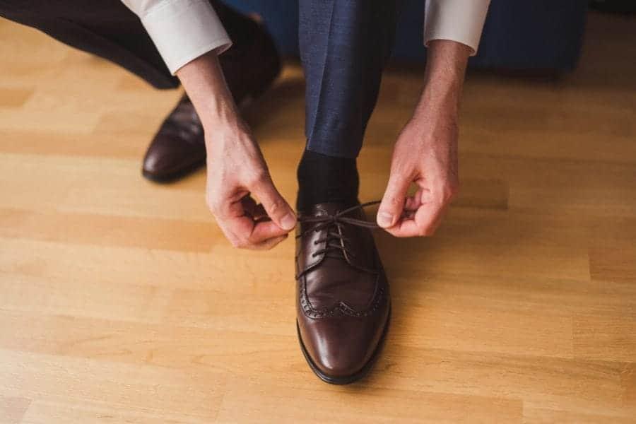 """雨の日もオシャレを楽しむ!  防水靴を使ってつくる大人のメンズコーデ""""3STEP"""""""