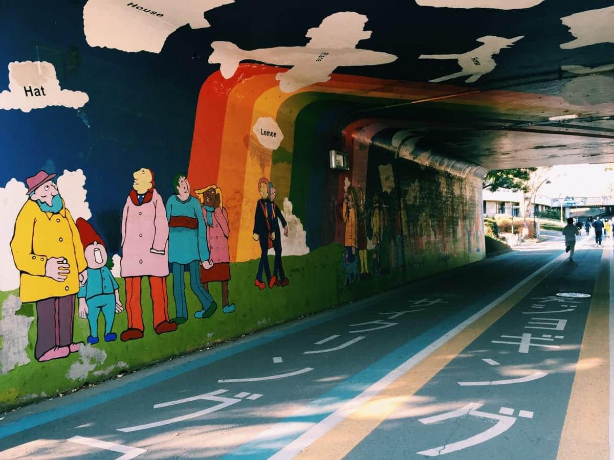 """""""皆とちょっと違う""""を狙うサッカニーボーイ・サッカニーガールが走る駒沢公園"""