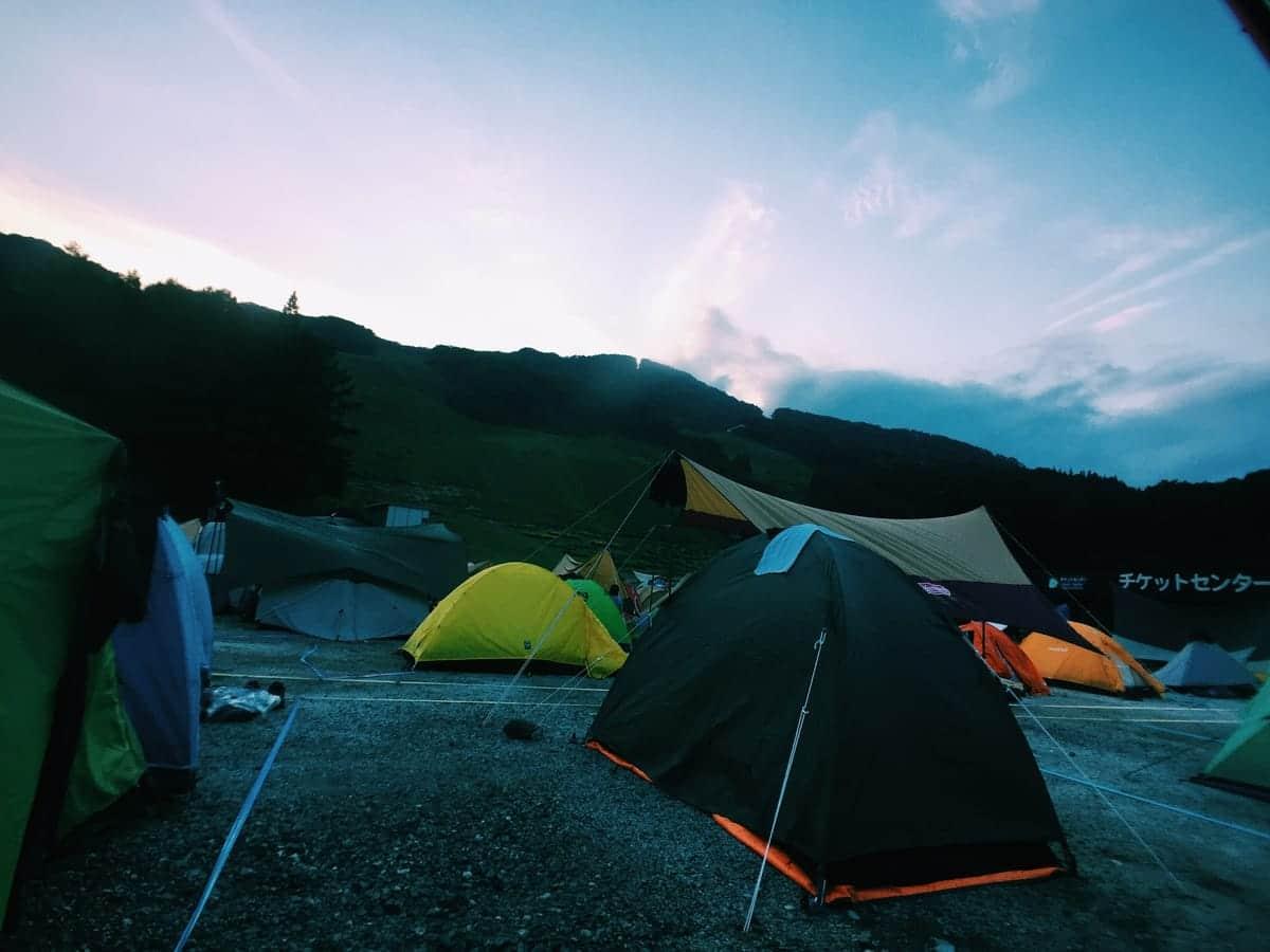 キャンプしながらランニングイベントに参加! 『OMM LITE』ってどんなレース?