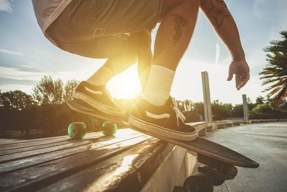 平野歩夢選手がスケボーで東京五輪を目指す!? ますます注目のスケートシューズをオシャレに!