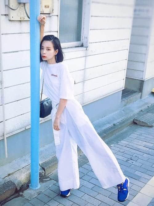 まわりと差をつけるワントーンコーデのスタイリング集【レディース編】