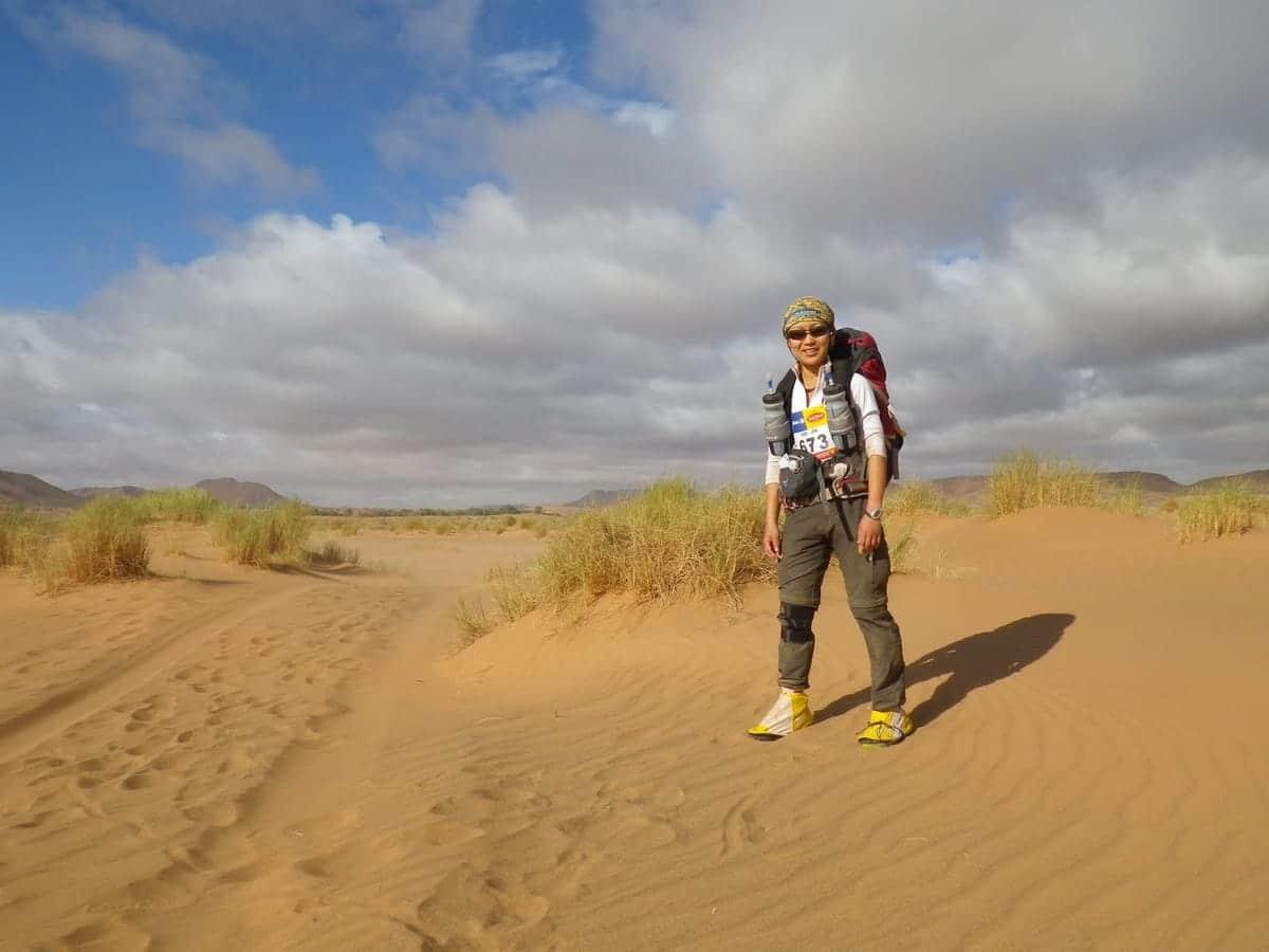 サハラ、マダガスカル……200km以上の『砂漠レース』に挑戦する女性会社員の本音