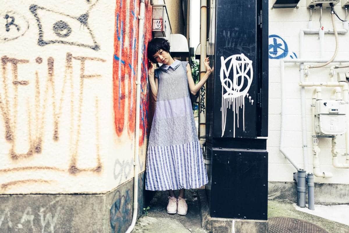 台湾・日本で活躍する話題の女優&モデル、ヤオ・アイニン(ピピ)にナイキ・コルテッツについてインタビュー!