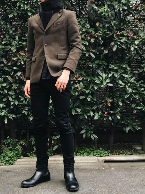 クリスマスや忘年会……イベントが多い12月はジャケットスタイルでキメる! メンズコーデ6選
