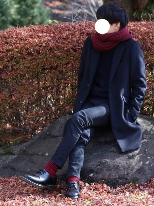 """""""きれいめカジュアル""""でキメるクリスマスデート! メンズコーデ6選"""