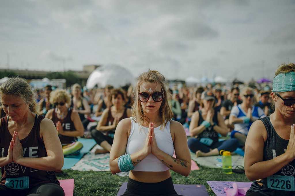 競わないトライアスロン!?  『ラン・ヨガ・瞑想』を楽しむ1dayイベント『WANDERLUST 108』が日本初上陸