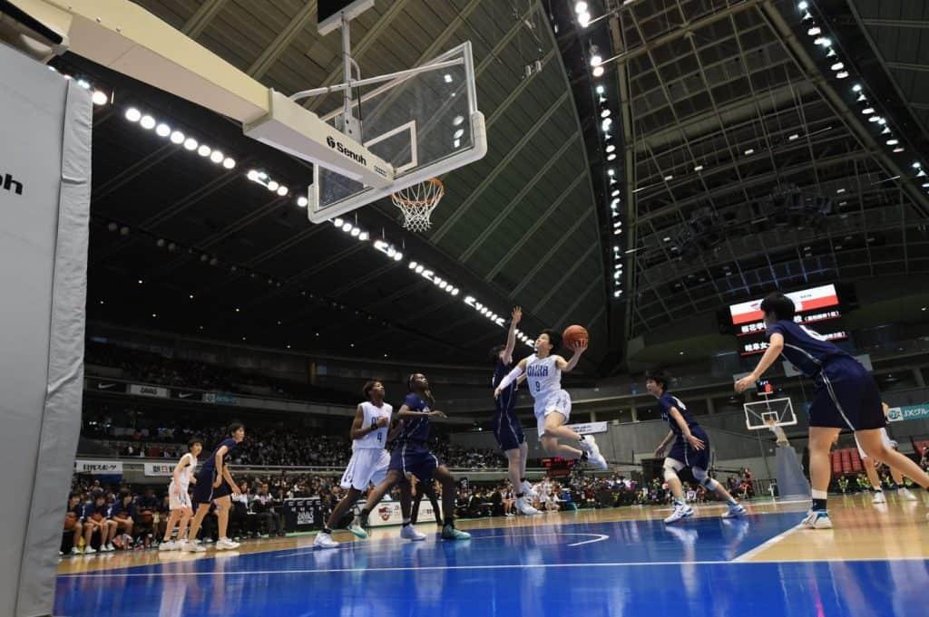今年からカタチを変えた高校バスケ、12月23日開幕のウインターカップは「かっこいい大会」竹内譲次選手が語る