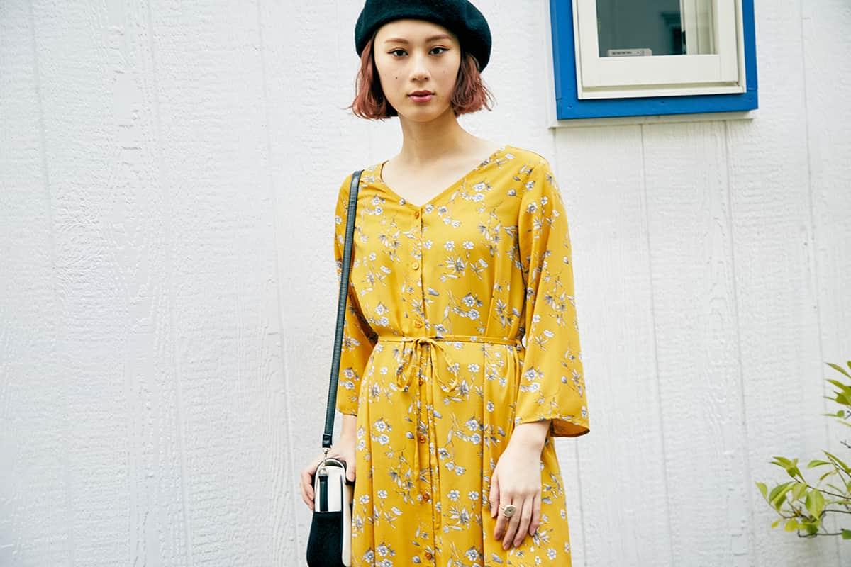 """桜色に合わせたい! 春のマストハブ""""ピンク""""を使ったファッションコーデ集"""