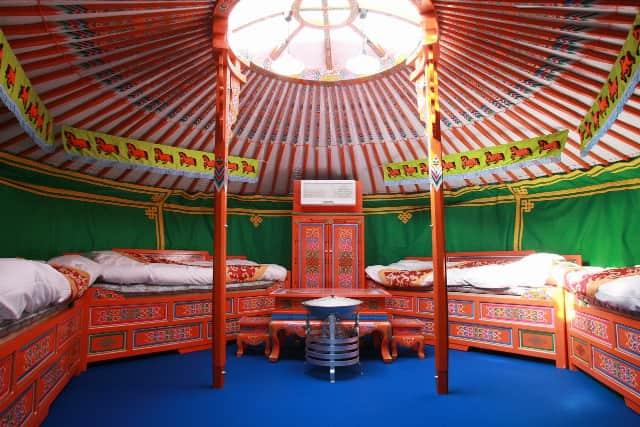 モンゴルの移動式住居ゲルで遊牧民気分! 日本で楽しむなら『モンゴリアビレッジ テンゲル』