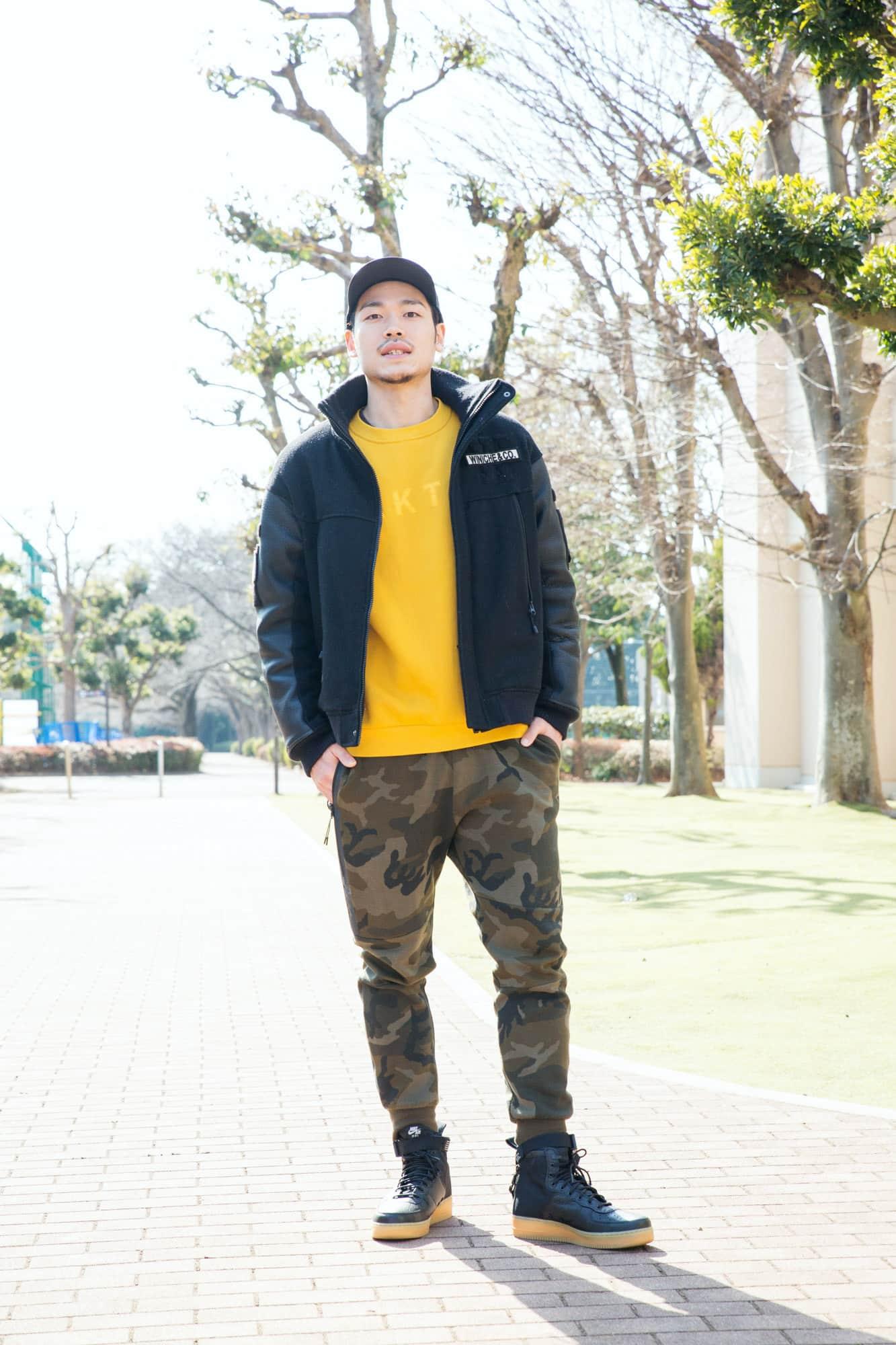 <Bリーグ×ファッションの密な関係 Vol.1>サンロッカーズ渋谷:長谷川智也選手のeasyスタイル