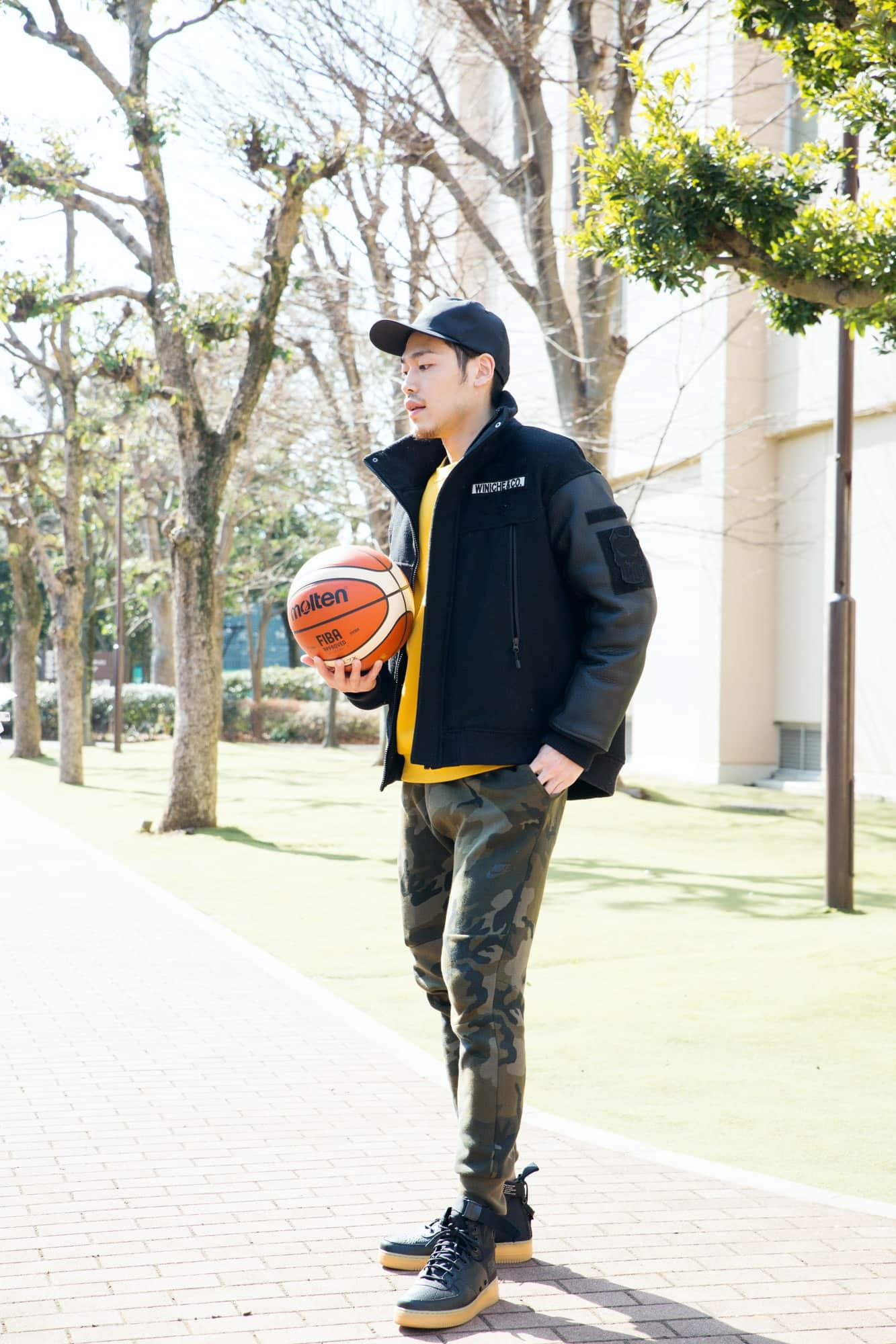 <Bリーグ×ファションの密な関係 Vol.1>サンロッカーズ渋谷:長谷川智也選手のeasyスタイル