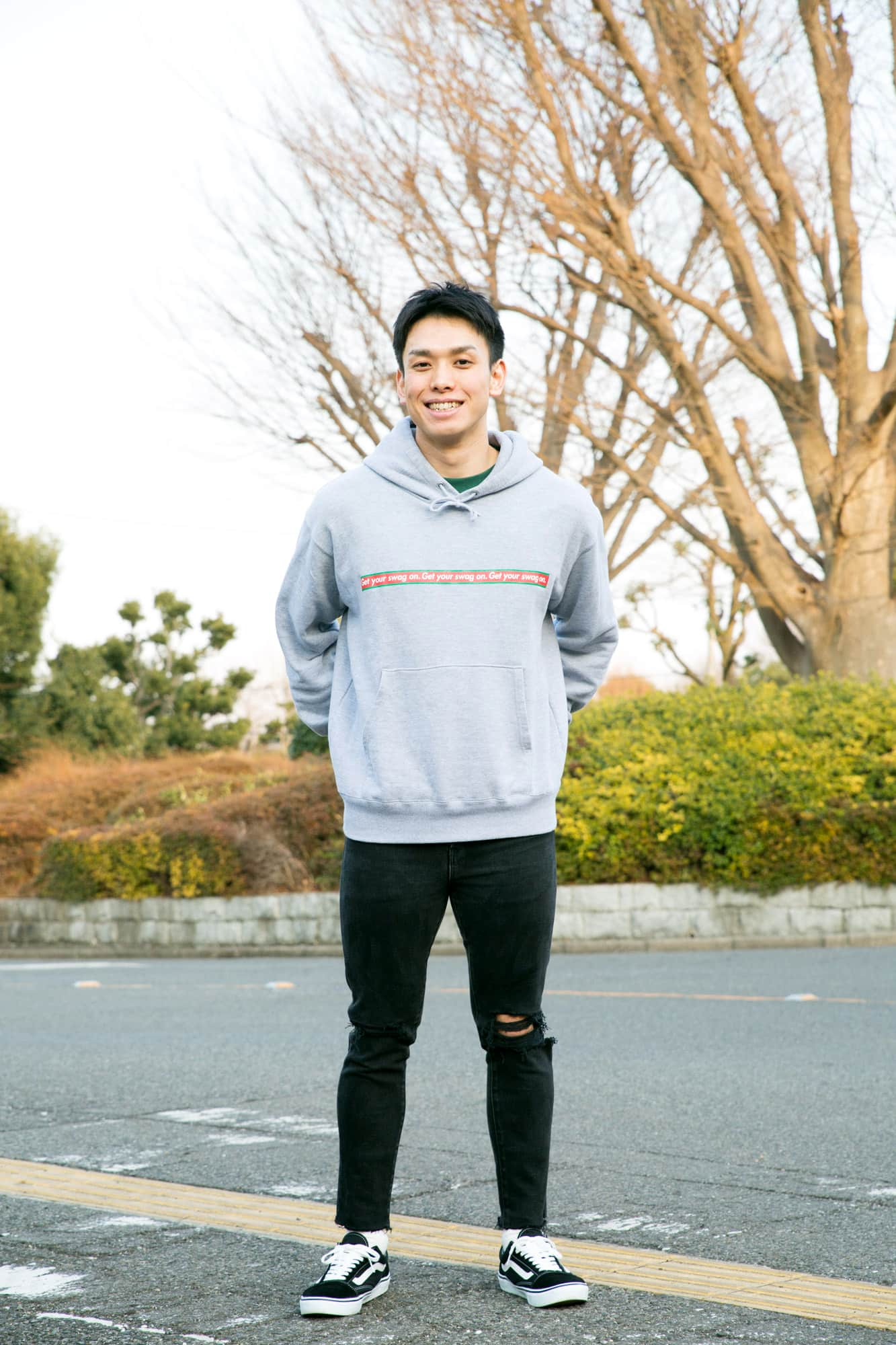 <Bリーグ×ファッションの密な関係 Vol.2>サンロッカーズ渋谷:伊藤駿選手「普段はバッシュ履かない」