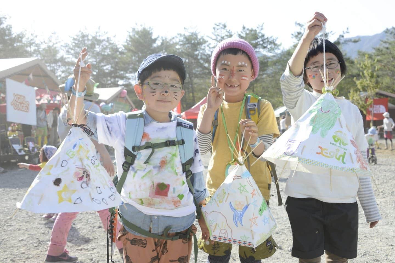 ザ・ノース・フェイスやヘリーハンセン、シップス参加の親子キャンプイベント『mammoth HELLO CAMP』