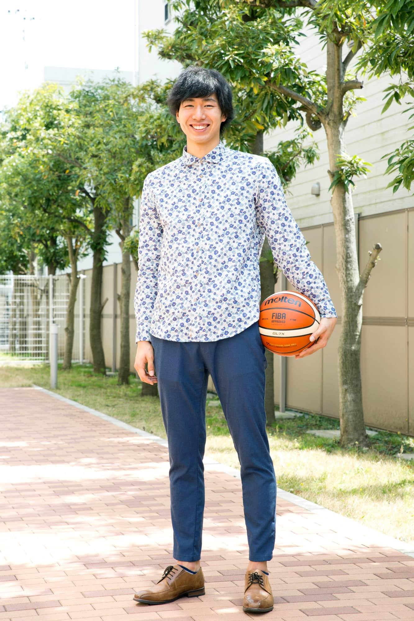 <Bリーグ×ファッションの密な関係Vol.4>「なんか……花柄を着てすみません(笑)」川崎ブレイブサンダース:林翔太郎選手・野本建吾選手・辻直人選手の普段着