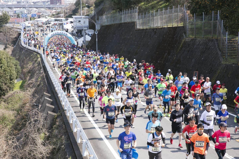 標高981m・片道13.6kmを登りっぱなしランニングイベント『山道最速王決定戦2018』