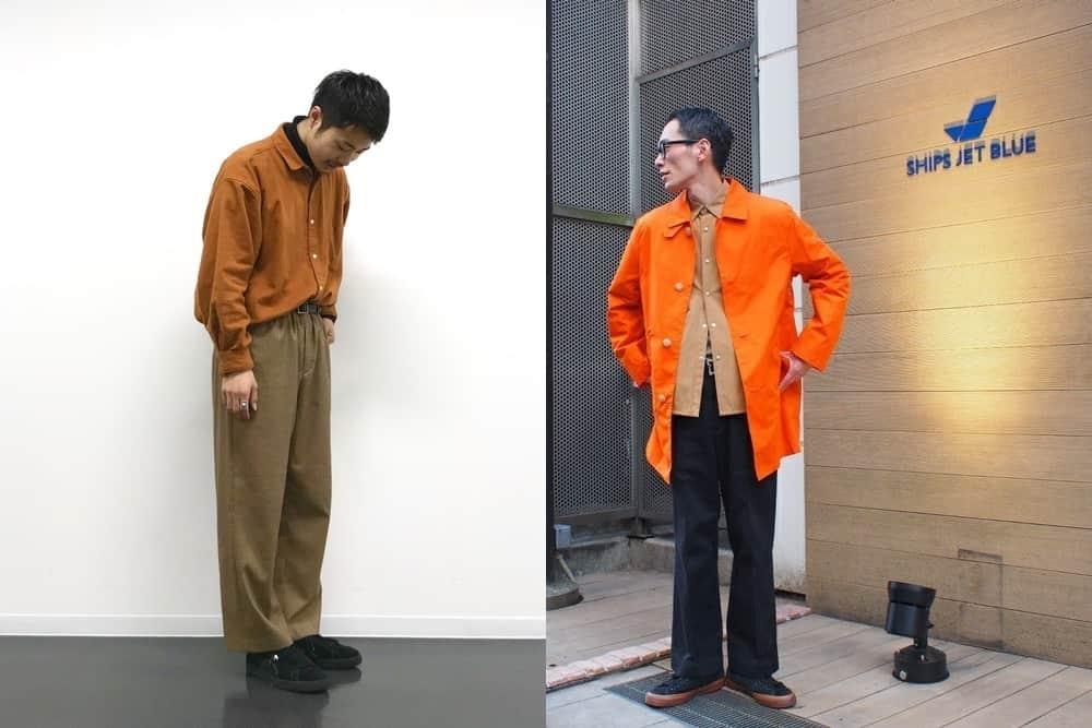 """""""楽してオシャレ"""" を狙おう! 秋のメンズセットアップコーデ5選"""