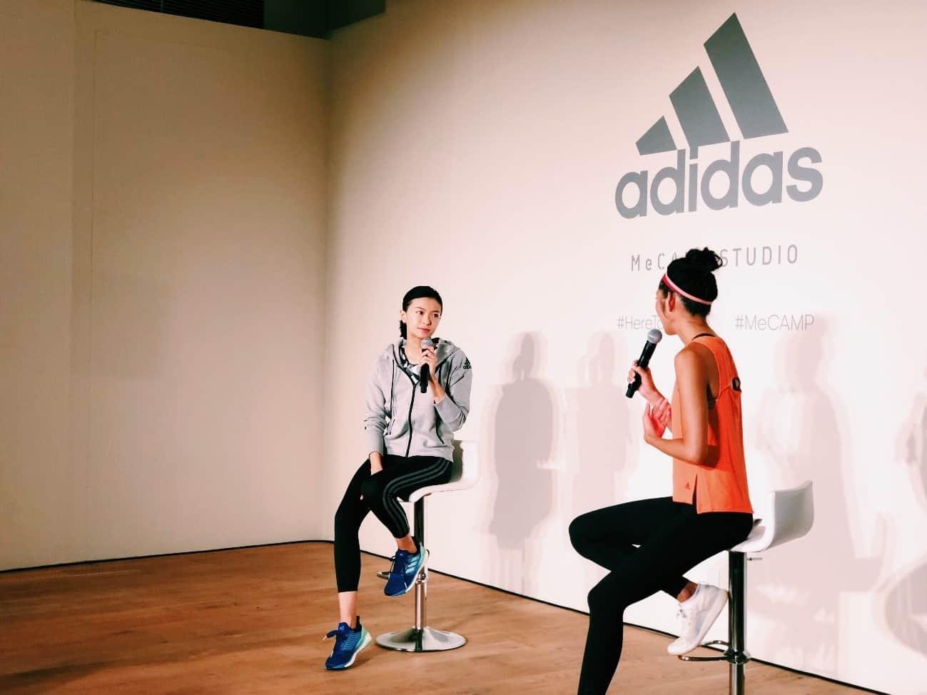 榮倉奈々さんも参加! 女子心くすぐるBEAUTY&FUNなスポーツイベント『adidas MeCAMP』が心に刺さる