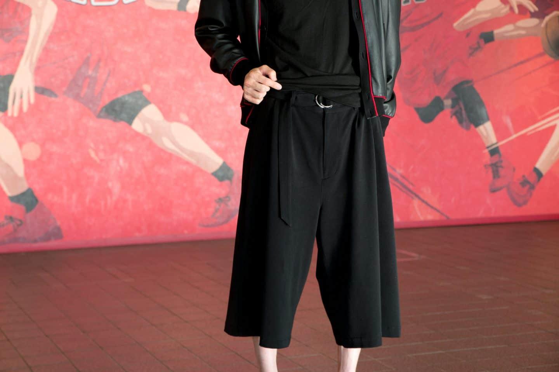 """千葉ジェッツ:西村文男選手、""""ファッションアイコン賞受賞""""を語る<Bリーグ×ファションの密な関係Vol.5>"""