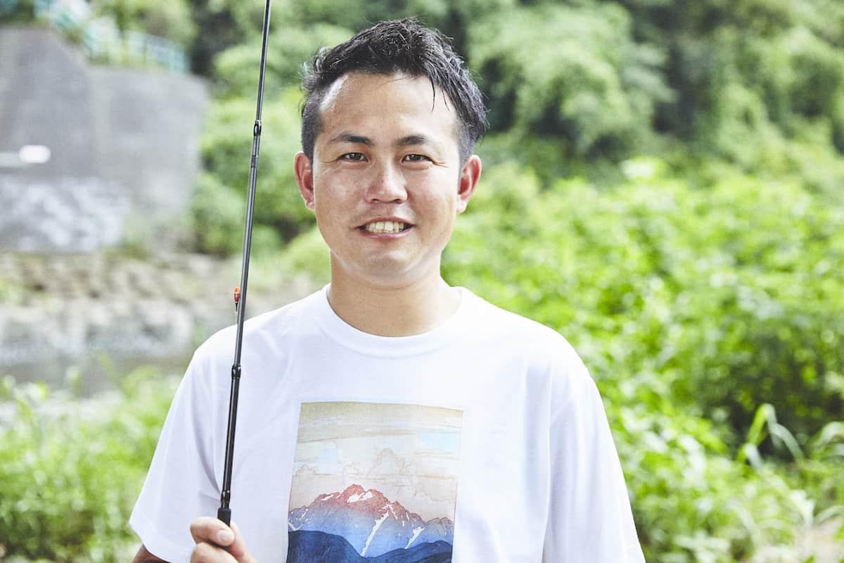 アウトドアといえば釣り! 怪魚ハンター小塚拓矢が語る釣り&怪魚の魅力と釣りファッション