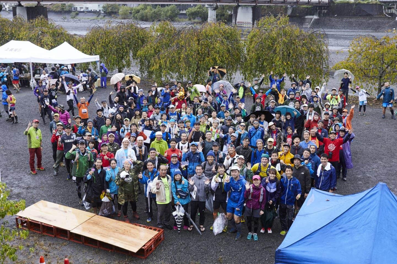 完走率100%達成のトレラン大会「南アルプスマウンテンマラソン」の魅力