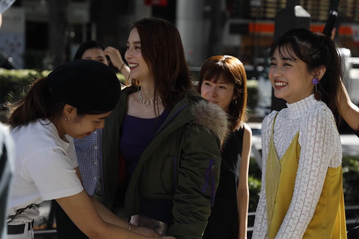<潜入レポート>ファッションにスパイスを♡モデルNiki&花音が出演したヌォーヴォの新シリーズTVCM収録レポート