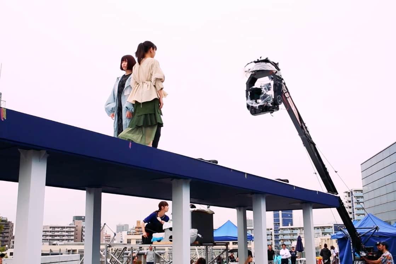 <潜入レポート>『道を切り開く女性』として女優・伊原六花&吉田凜音が出演!ナイキ ブレーザー&コルテッツのTVCM収録レポート