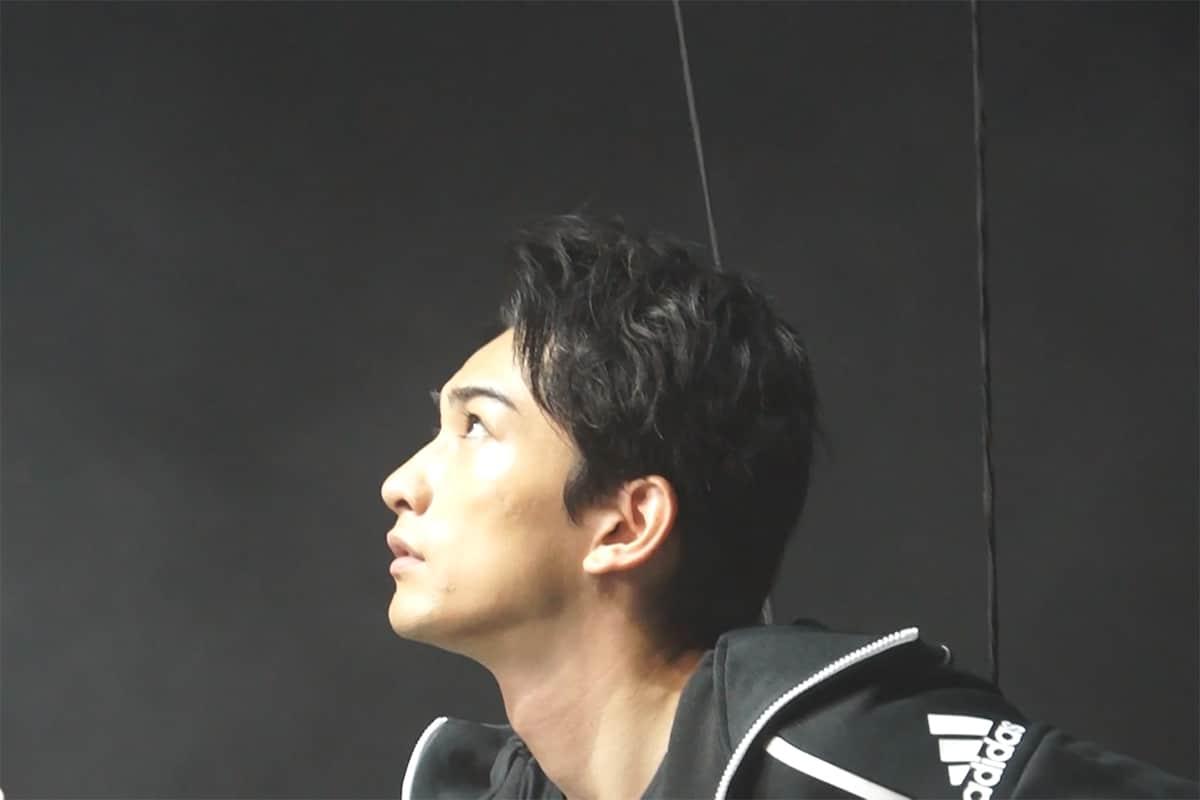 町田啓太が全力パン食い競争!?アディダス ソーラー ドライブTVCM撮影オフショット&インタビュー<潜入レポート>