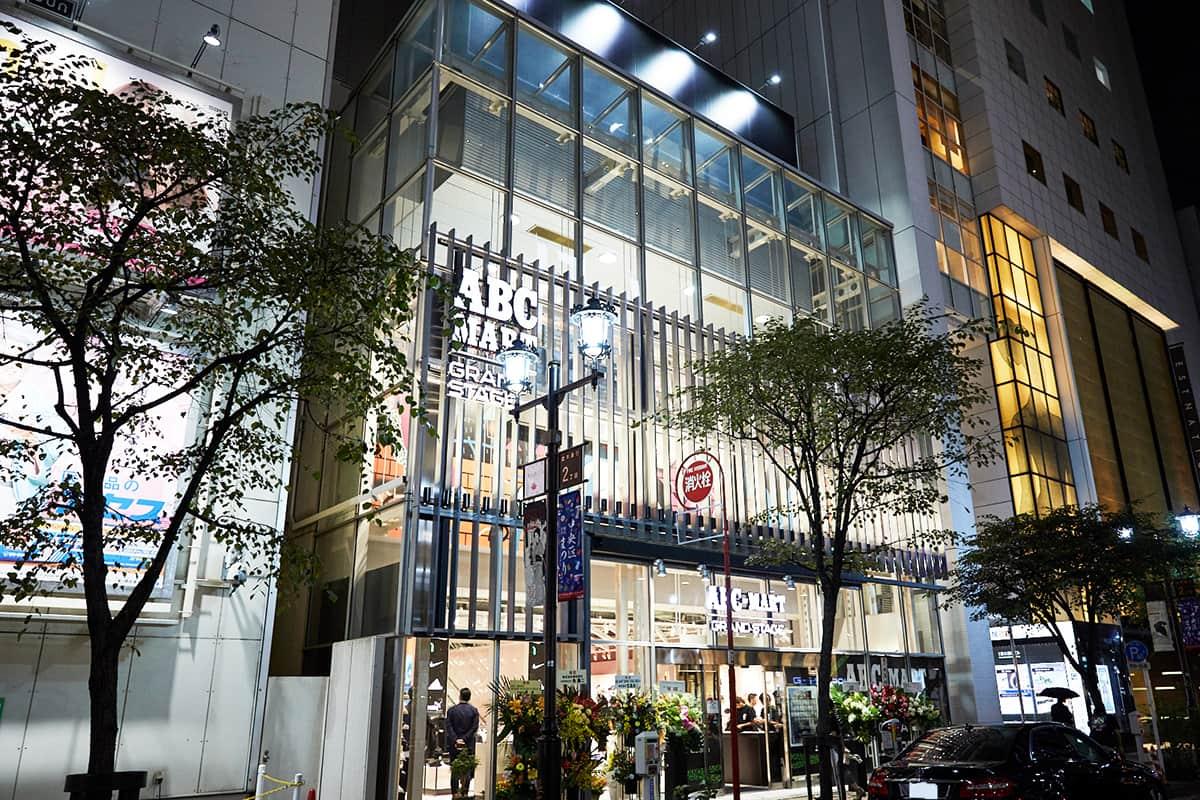 銀座にショッピングの新名所!ABC-MARTの新コンセプトショップ・グランドステージ銀座がオープン