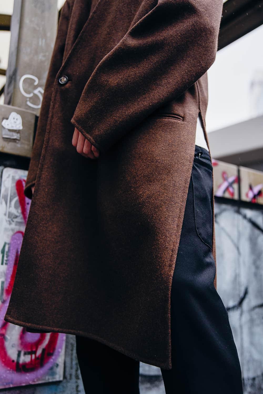 ヴァンズ ブーツスニーカー✕秋冬アウター種類別・メンズファッション着こなし術!スタイリスト井田正明の私物スタイリング