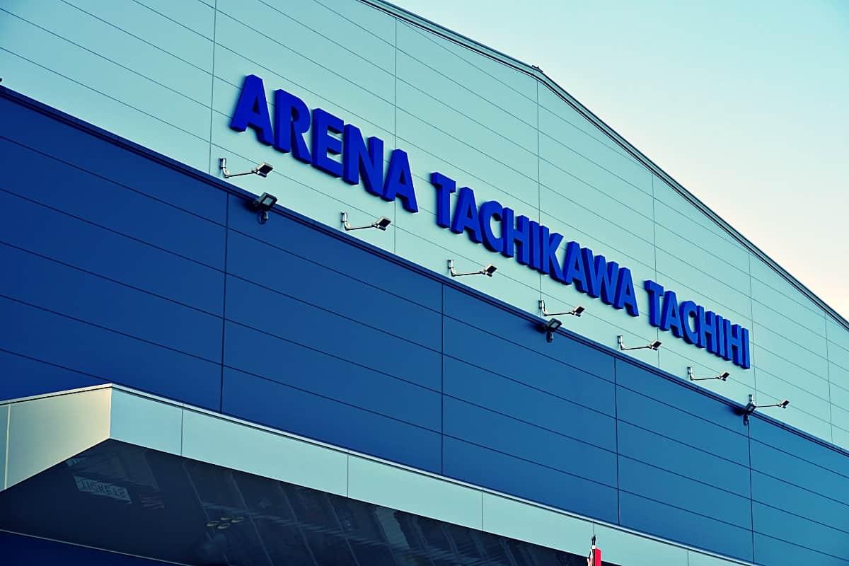 Bリーグはテレビ観戦もいいが、アリーナ観戦もまたいい!王者・アルバルク東京の主戦場訪問