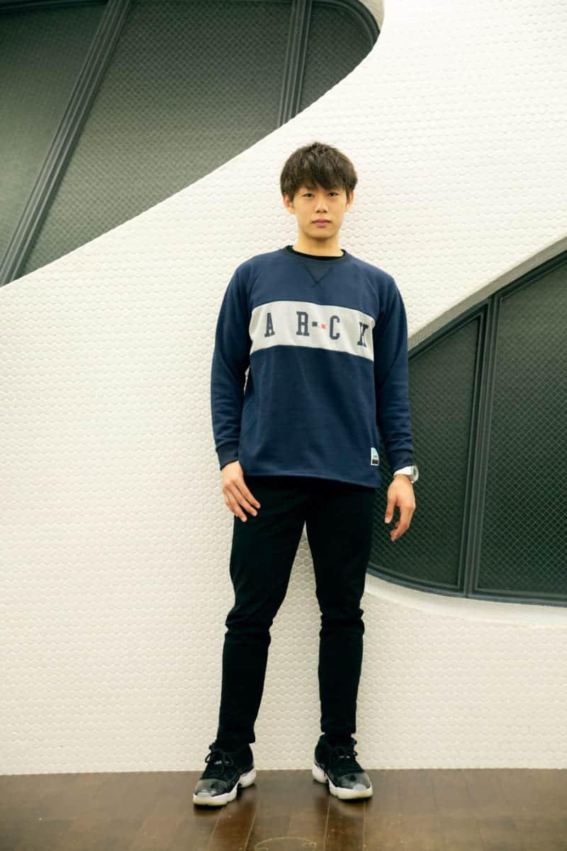 「渋谷のサンディーを意識してうまく絡めない(笑)」大阪エヴェッサ・藤髙宗一郎選手<Bリーグ×ファッションの密な関係Vol.10>