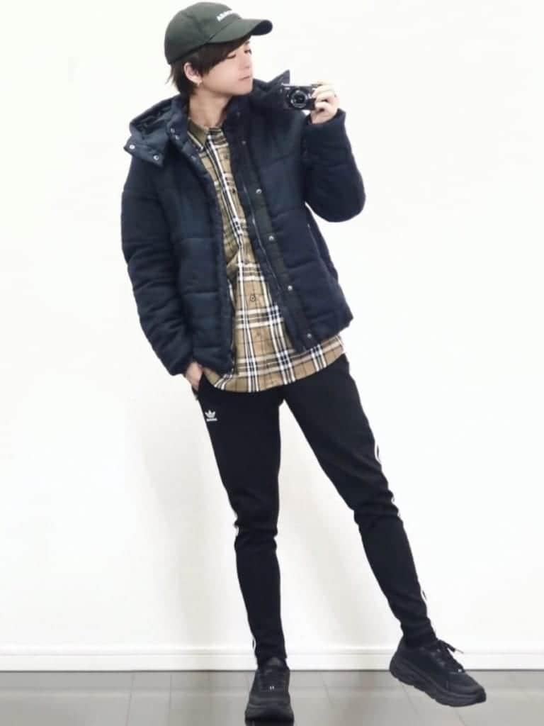 抜群の暖かさ×高いファッション性 \u201cダウンジャケットコーデ\u201dの