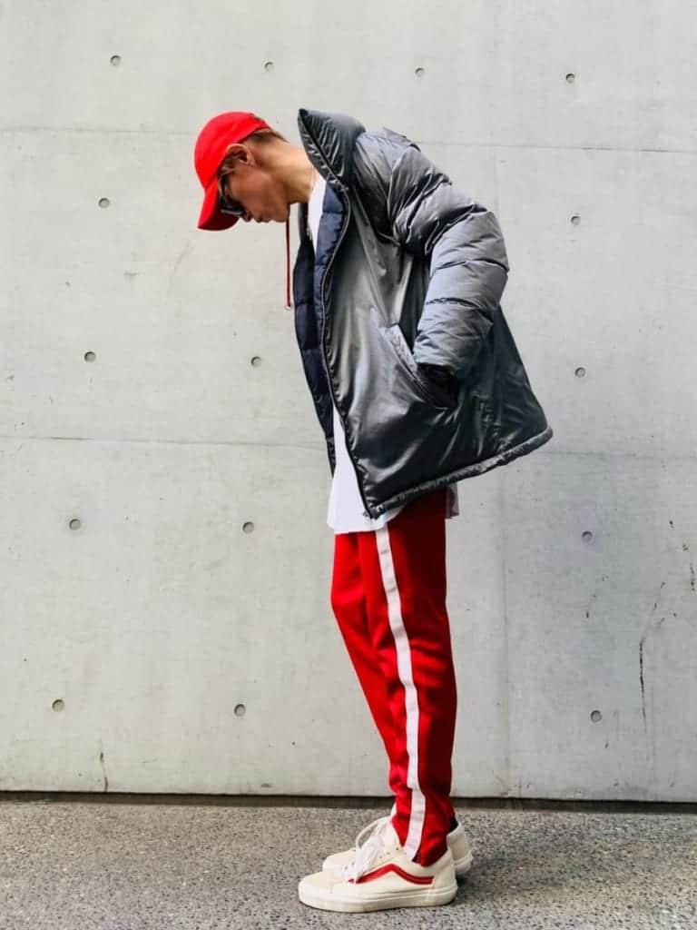 """抜群の暖かさ×高いファッション性 """"ダウンジャケットコーデ""""の正解は?"""