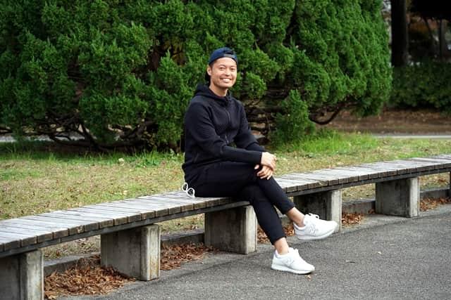 【100人の映画×音楽×スニーカー】<file.6>障がい者スポーツ日本代表の伴走兼コーチの松垣省吾さん