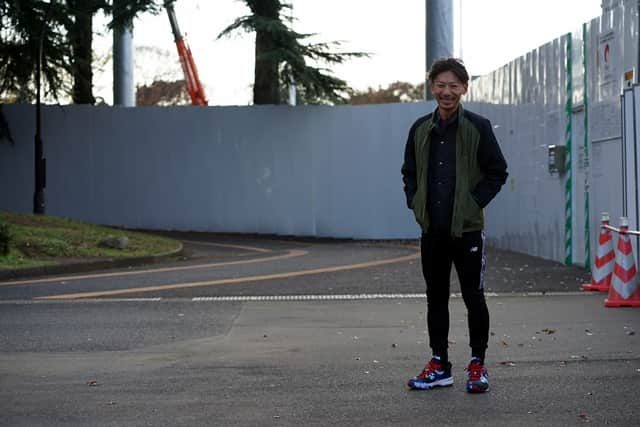 【100人の映画×音楽×スニーカー】<file.5>ランニングトレーナーの萩原裕磨さん