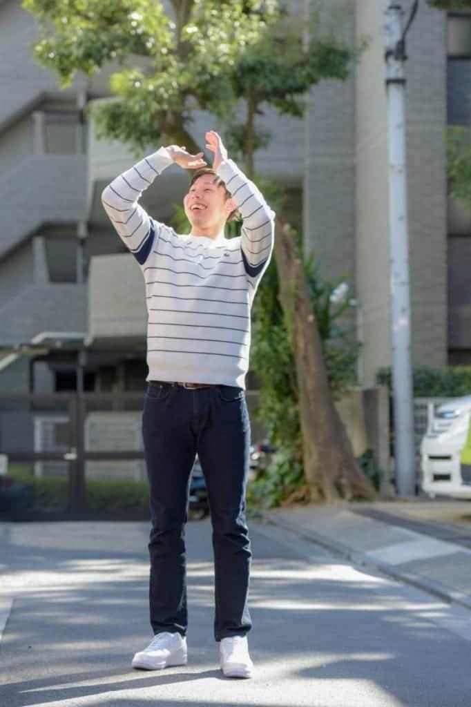 「僕は秋田が好き」エアフォース1を履いて秋田ライフ満喫の秋田ノーザンハピネッツ・中山拓哉選手 <Bリーグ×ファッションの密な関係Vol.11>